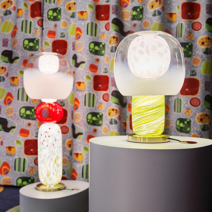 Коллекция светильников Fusa от Луки Никетто (фото 0)