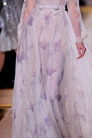 Показ Valentino коллекции сезона Весна-лето 2012 года Haute couture - www.elle.ru - Подиум - фото 333868