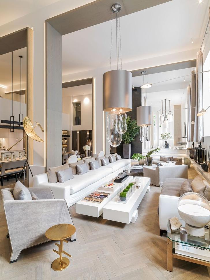 Дом дизайнера Келли Хоппен в Лондоне (фото 8)