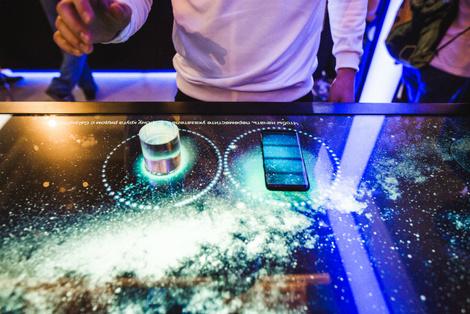 Открытие Samsung Galaxy Studio в ТЦ «Метрополис» | галерея [1] фото [1]