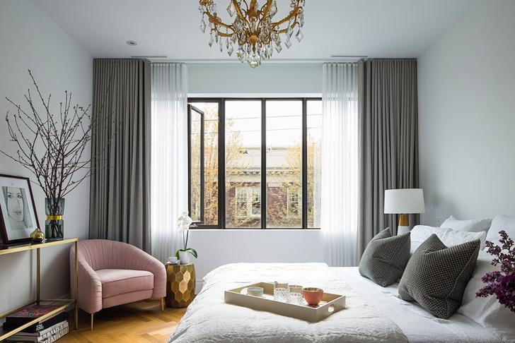 «Маленькая Италия»: квартира в бывшем коммерческом здании (фото 8)