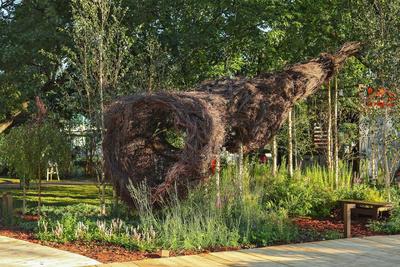 «Сады и люди»: ландшафтный фестиваль на ВДНХ | галерея [1] фото [2]