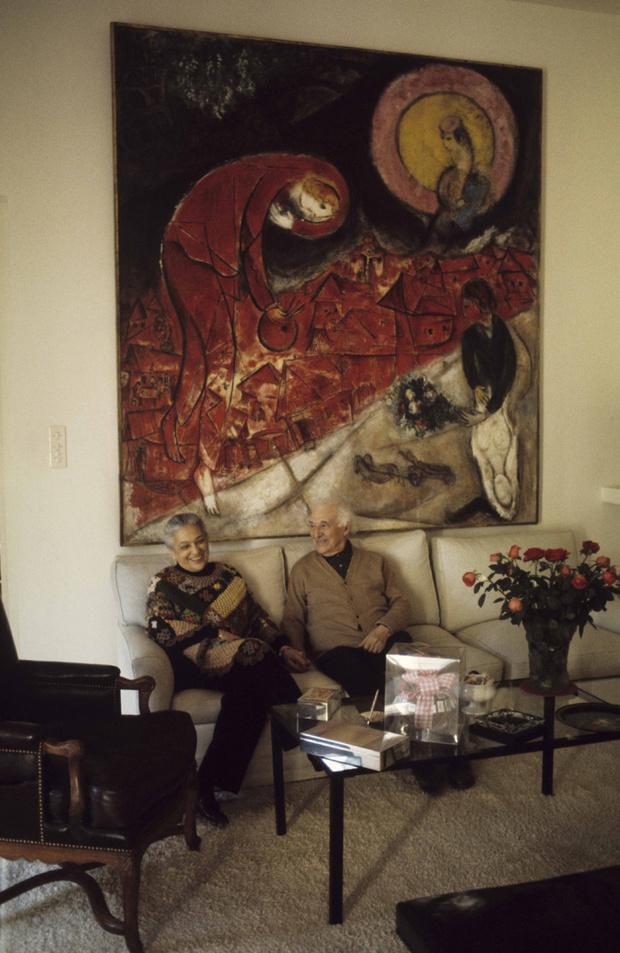 дом Марка Шагала, Сен-Поль-де-Ванс, Франция