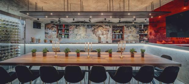 Топ 3: дизайнерские рестораны Уильяма Ламберти в Москве (фото 18)