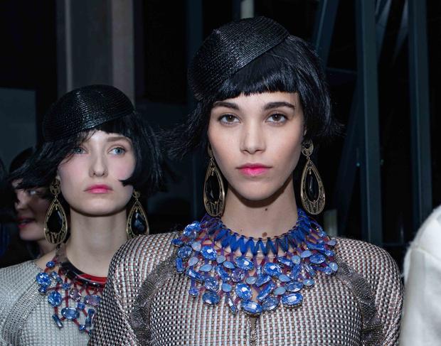 Повторяем макияж моделей Giorgio Armani Privé 2020 (фото 1)