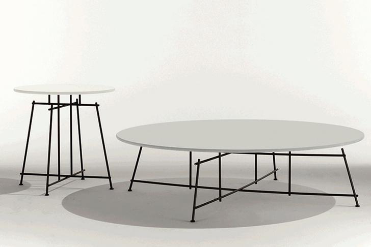 Столики Mr. Zheng, Lema