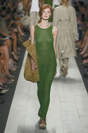 Показы мод Michael Kors Весна-лето 2011   Подиум на ELLE - Подиум - фото 2637