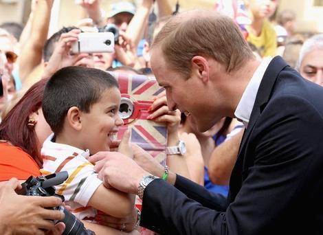 лучшие фото принца Уильяма