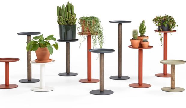Кашпо и мебель для домашних растений (фото 11)