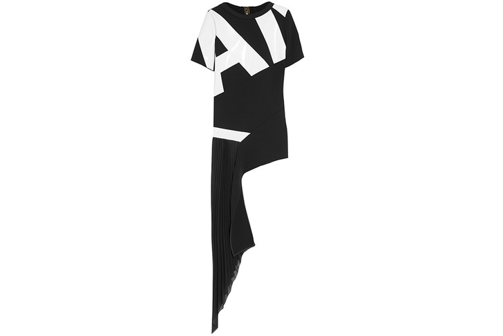 Платье, Anthony Vaccarello, net-a-porter.com.
