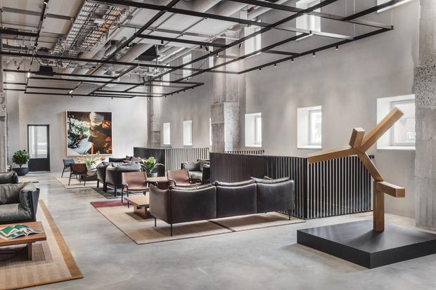 Blique by Nobis: отель по проекту Герта Вингорда в Стокгольме (фото 3)