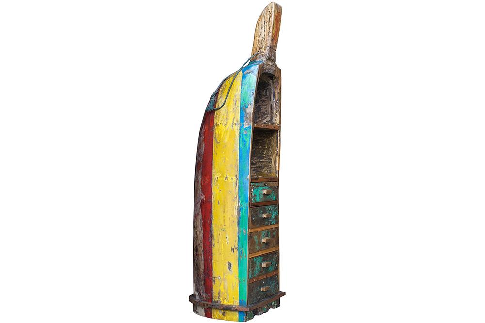 Новая коллекция мебели из лодок от Like Lodka | галерея [1] фото [6]