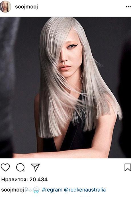 Beauty-тренд: платиновый блонд с ультракороткой стрижкой фото [6]