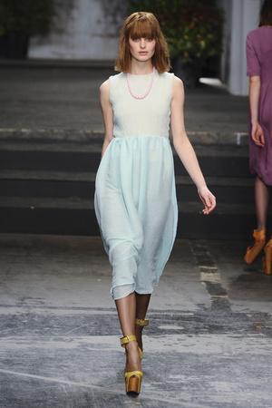 Показы мод Charles Anastase Весна-лето 2011 | Подиум на ELLE - Подиум - фото 2606