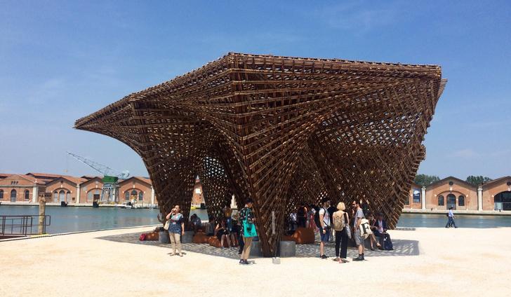 Архитектурная биеннале в Венеции. Карнавалу быть (фото 27)