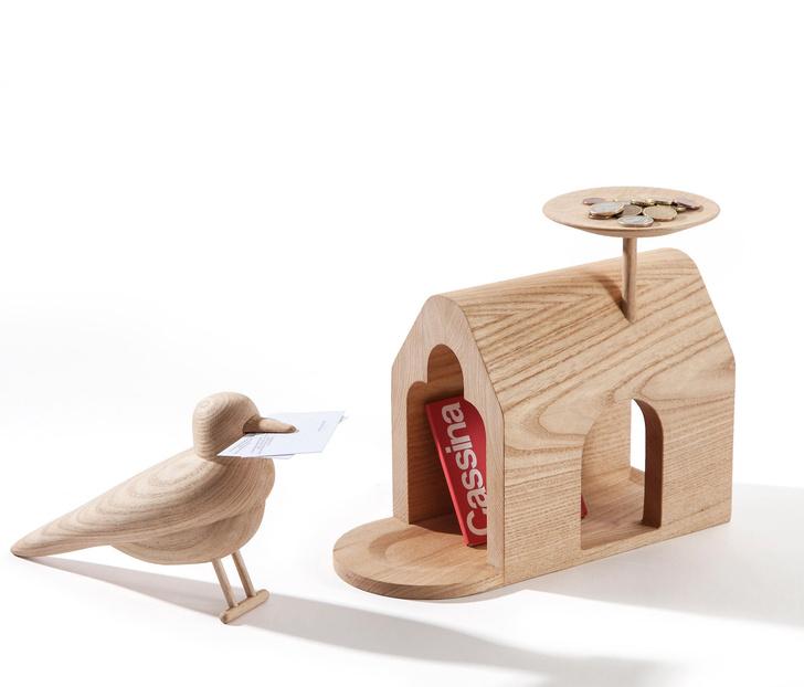Это что за птица? Обои и предметы декора, которые окрыляют фото [2]