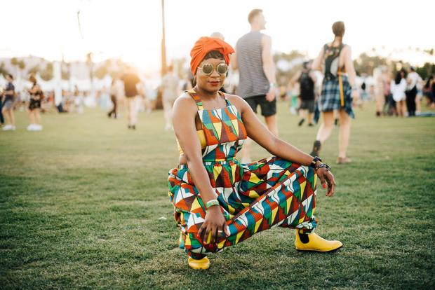 Как одеваются на Coachella? Стритстайл на главном фестивале. Часть #1 (фото 2)