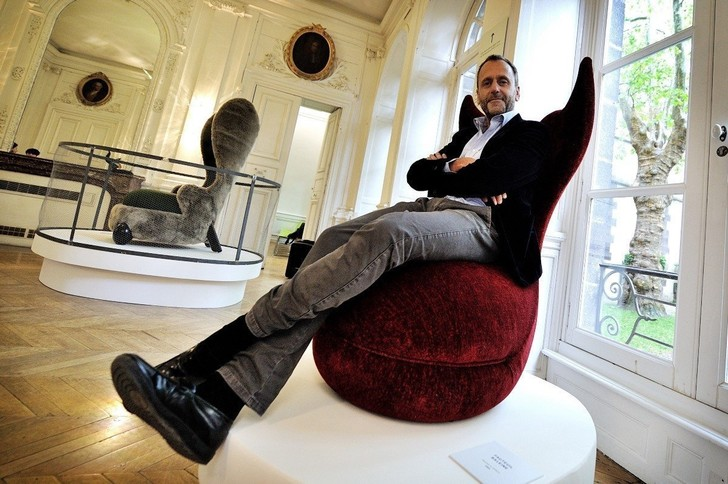 Юбер Ле Галь: мастер превращений (фото 1)