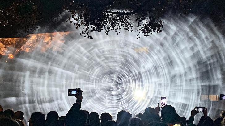 Фестиваль света Llum BCN 2019 в Барселоне: лучшие инсталляции (фото 1)