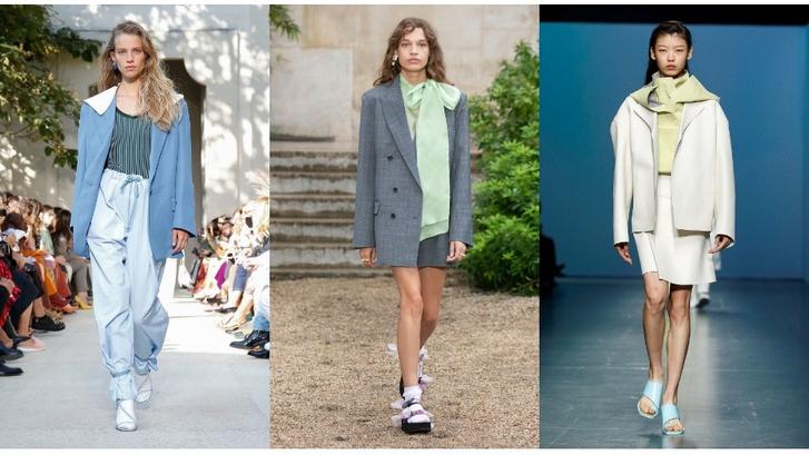 Самые модные пиджаки весна-лето 2020 (фото 1)