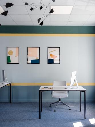 Новый офис 40 м² в старинном особняке (фото 8.2)