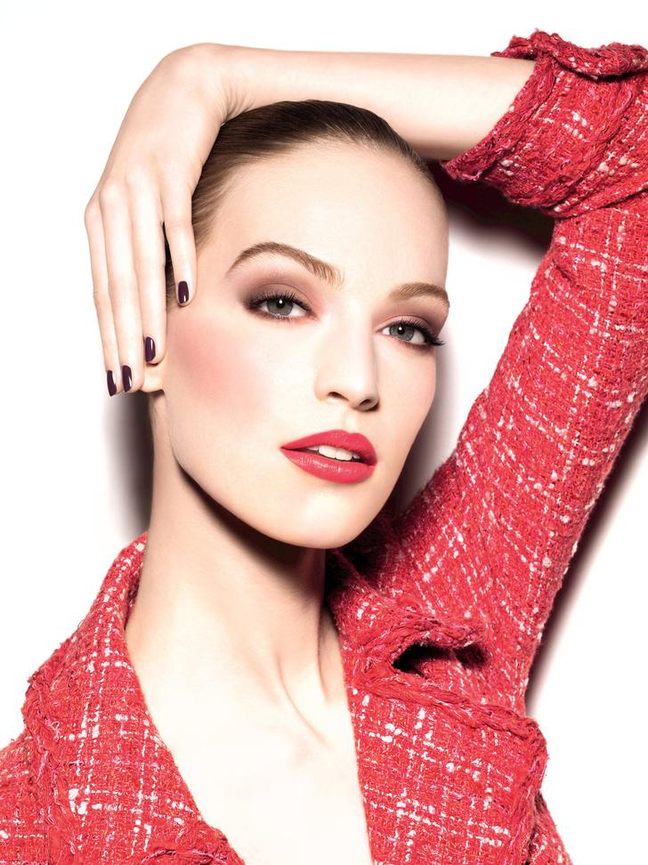 шанель макияж 2014