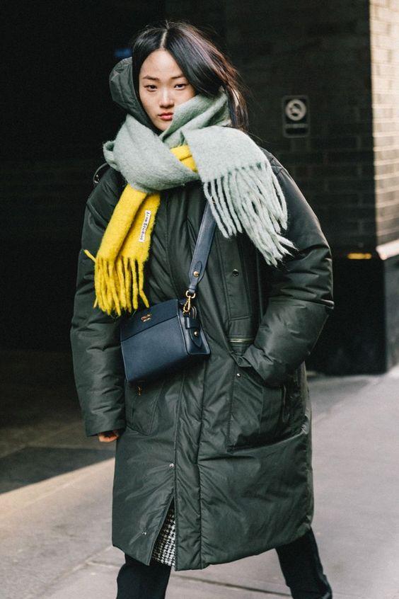 Как носить шарф этой осенью (фото 3)