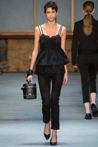 От первого лица: редактор моды ELLE о взлетах и провалах на Неделе Моды в Нью-Йорке | галерея [9] фото [5]