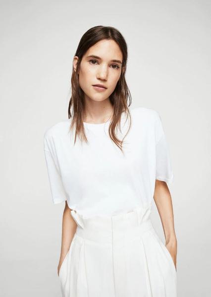 15 белых футболок, которые идут всему | галерея [1] фото [2]