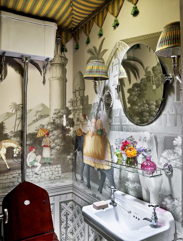 Интерьер с обложки: лондонский дом Ханны Сесил Гурне (фото 20)