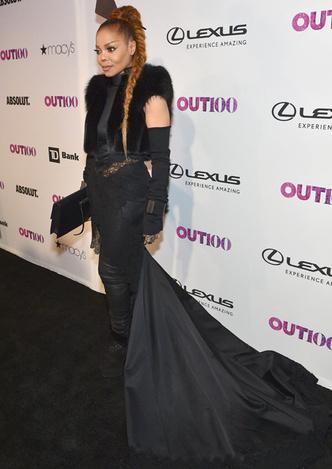 Фото дня: феноменально похудевшая Джанет Джексон на церемонии в Нью-Йорке фото [3]