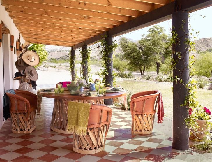 Идиллической ранчо в Северной Мексике (фото 0)