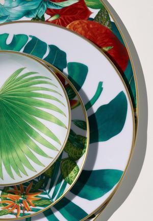 Новая коллекция посуды Hermés Passifolia (фото 2.1)