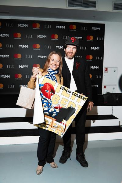 Mastercard и МАММ провели «Ночь в музее» при поддержке ELLE (галерея 3, фото 1)