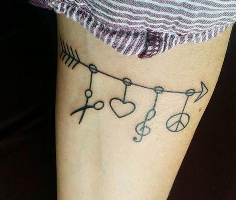 Рисковать по звездам: какая татуировка подойдет вам по гороскопу? | галерея [4] фото [3]