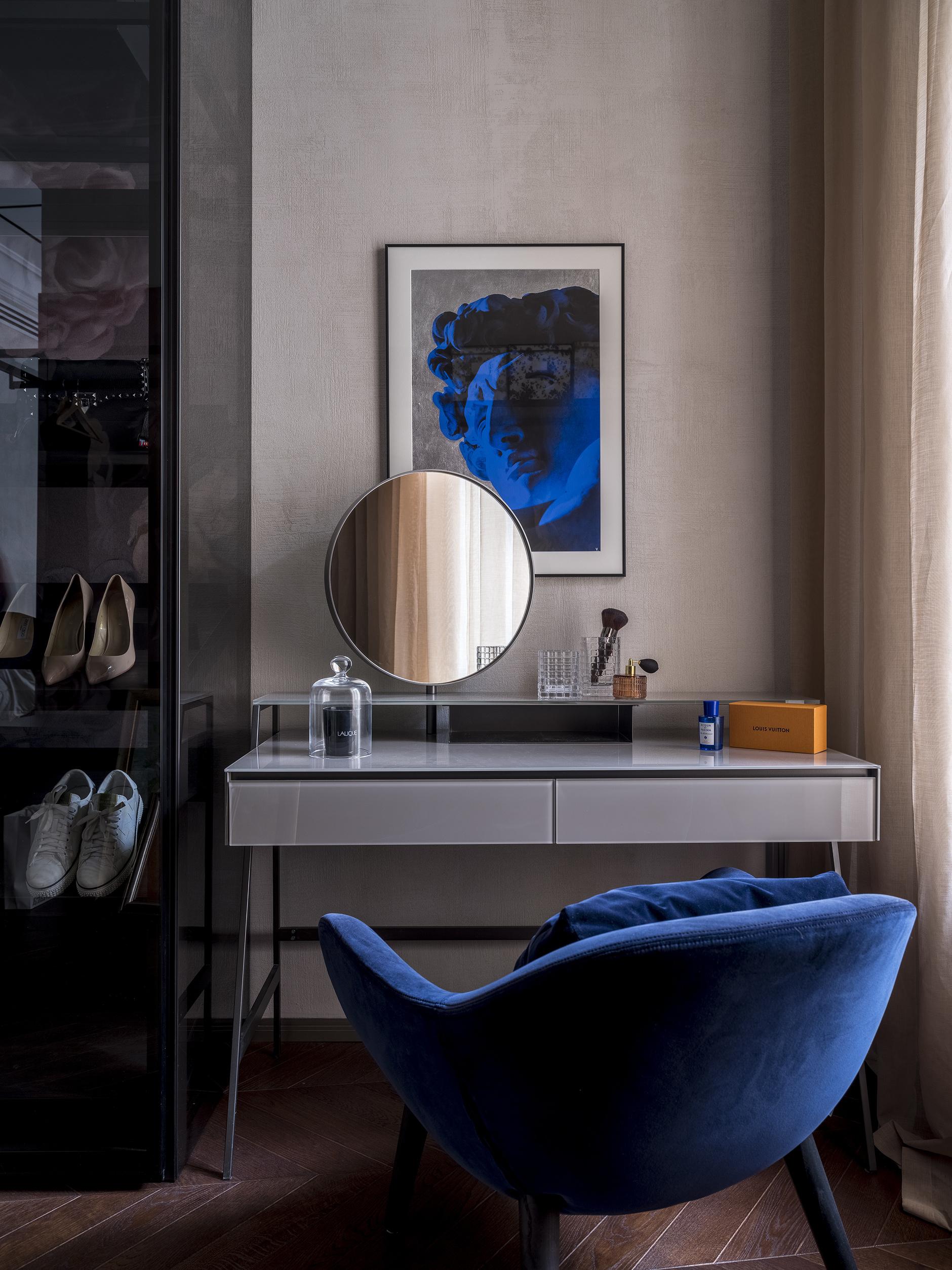 15 самых красивых туалетных столиков (галерея 1, фото 2)