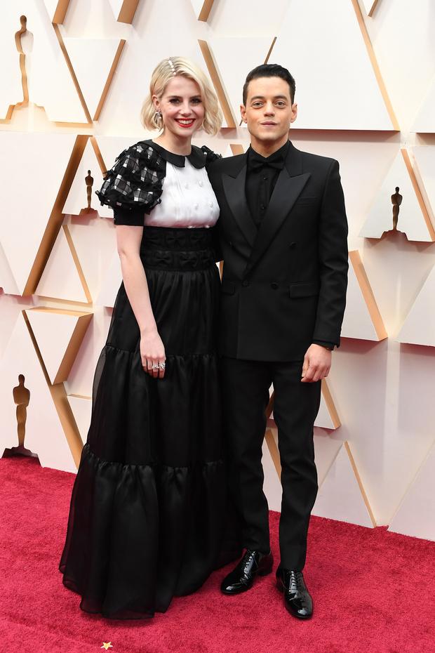 Самые эффектные звездные пары церемонии «Оскар-2020» (фото 3)
