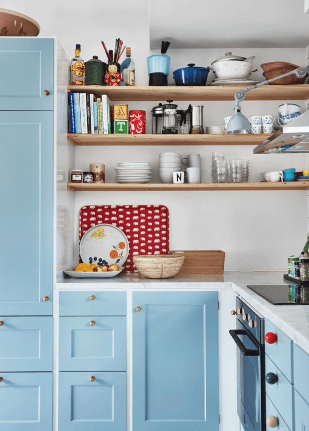 Маленькая кухня-столовая: 12 практичных советов (фото 13)