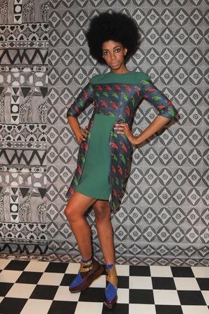 Показы мод Tata-Naka Осень-зима 2012-2013 | Подиум на ELLE - Подиум - фото 1544