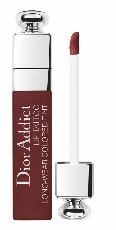 Стойкость и цвет: новые тинты для губ Lip Tattoo и  румяна Diorskin Nude Luminizer Blush от Dior (галерея 3, фото 0)