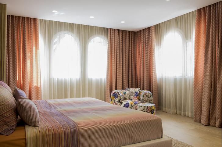 Дизайнерский сьют Missoni Home в Сен-Тропе (фото 2)