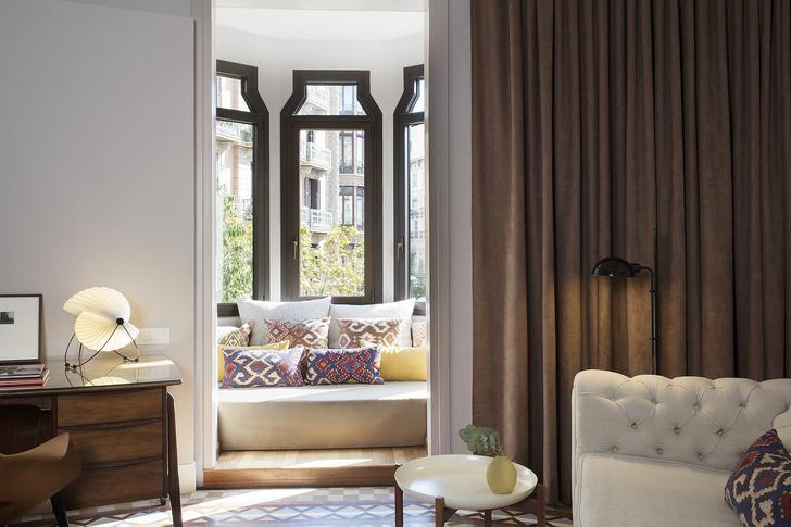 Отель Alexandra в Барселоне открылся после реновации (фото 11)