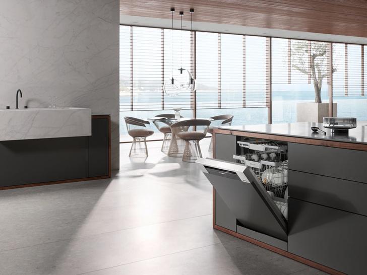 Новые посудомоечные машины Miele G7000 (фото 2)