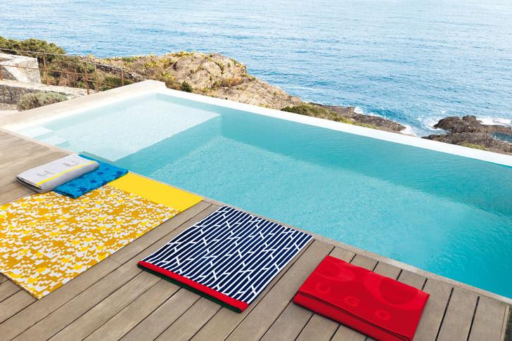 Топ -- 10: Самые модные пляжные полотенца и аксессуары (фото 1)