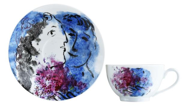 Новая коллекция «Букет цветов» от Bernardaud (фото 0)