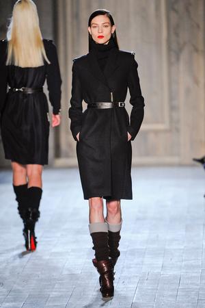 Показы мод Victoria Beckham Осень-зима 2012-2013 | Подиум на ELLE - Подиум - фото 1694
