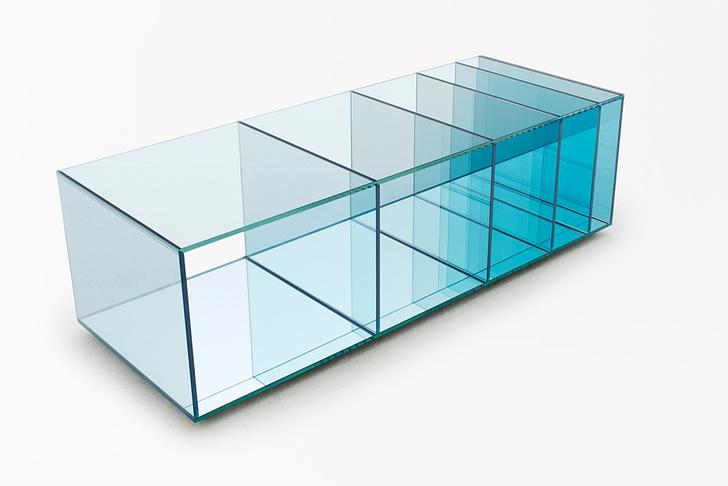 Столик Deep Sea, Glass Italia