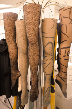 Показ Gaspard Yurkievich коллекции сезона Осень-зима 2012-2013 года Prêt-à-porter - www.elle.ru - Подиум - фото 380694