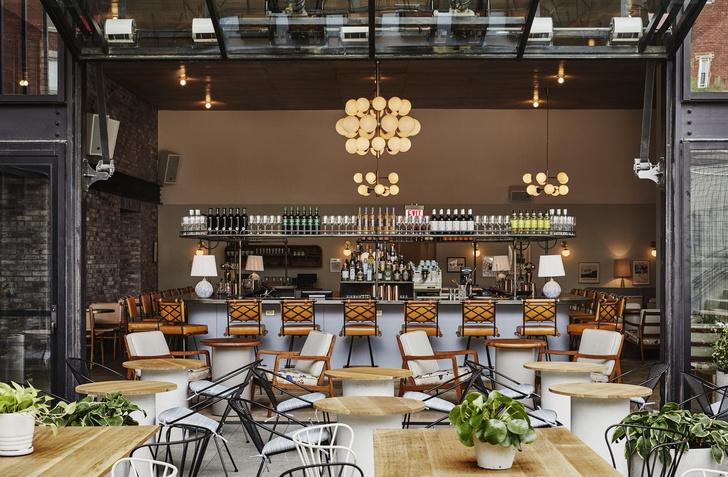 Как дома: отель The Hoxton в Бруклине (фото 13)
