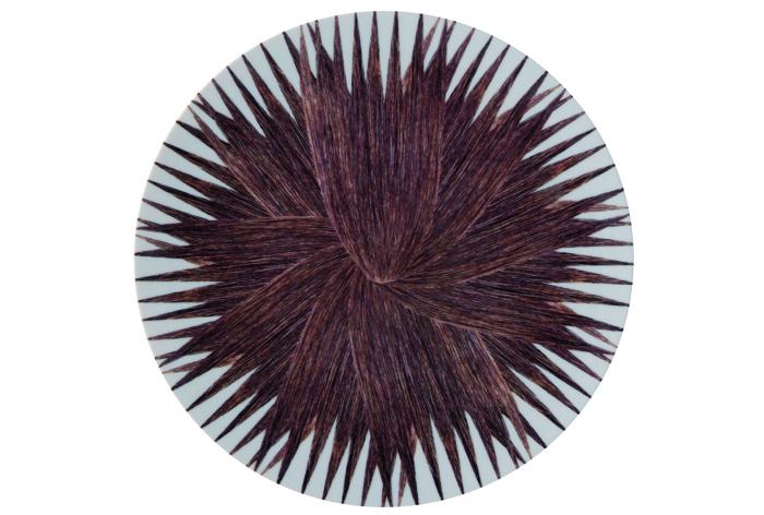 Тарелка из коллекции Tropiques, Bernardaud, магазины Gallery Royal
